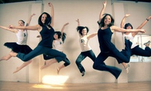 $49 for One Month of Unlimited Dance Classes or 10-Class Pass at iDance (Up to $150 Value)