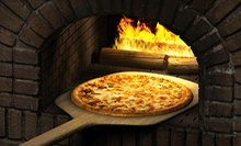 Italian Food for Two or Four or More at Original Presto's Brick Oven Pizza &amp; Pasta (Half Off)
