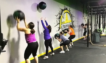 One Month of BootyFit Classes at CrossFit Forest Hills (Up to 68% Off)