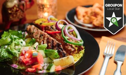 Taste of India — Colombo: menu indiano ou menu indiano premium para 2 ou 4 pessoas desde 19,50€