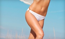 One or Three Brazilian Waxes at Madeleine Salon & Spa in North Bergen (Up to 75% Off)