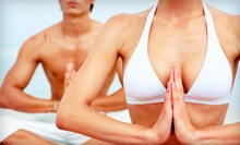 $20 for Five Hot-Yoga Classes at Pure Heat Yoga in Howell ($75 Value)