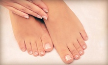 Laser Toenail-Fungus Removal for One or Both Feet from Howard S. Ortman, DPM at Mt. Tam Foot &amp; Ankle (72% Off)