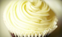 One or Two Dozen Jumbo Cupcakes at Maddie Cakes Cupcake Bakery (52% Off)