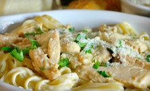 $25 for $50 Worth of Italian Fare at Osteria Napoli Ristorante