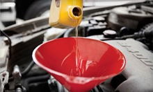 $19 for an Oil Change at Discount Inspection & Brakes ($39.99 Value)