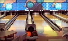 $7 for Two Games of Bowling, Shoe Rental, and One Drink at North Bowl (Up to $17.25 Value)