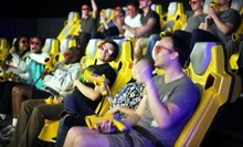 Interactive Laser-Shooting Experience for 2, 4, or Up to 15 at 7D Experience (Up to 56% Off)
