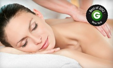 $39 for Chiropractic Package with Consultation, Massage, and Adjustments at Complete Health & Body of NY ($810 Value)