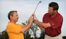 Golf Lesson with Video and Swing Analysis or High-Speed Video and Swing Analysis at Swing Technologies (Up to 63% Off)