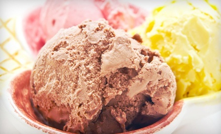 $11 for Two Groupons, Each Good for $10 Worth of Frozen Custard Treats at Freckles Frozen Custard ($20 Total Value)