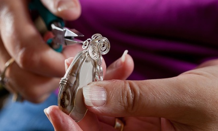 Three-Hour Jewelry-Making Class at Twists n Turns (46% Off)