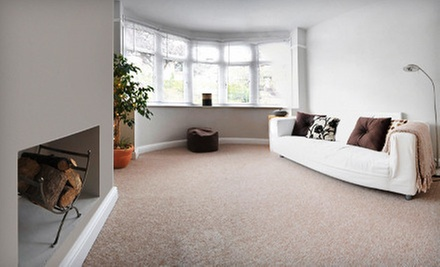 Carpet Cleaning for Three or Four Rooms from Air Fresh Chem-Dry (Up to 78% Off)