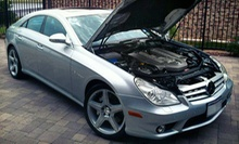 $55 for a Red Carpet Auto-Detailing Package from On the Spot Mobile Detailing ($150 Value)