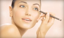 $49 for a Makeup Lesson and Brow Shaping at Glamour Puss Beauty Bar and Boutique ($145 Value)