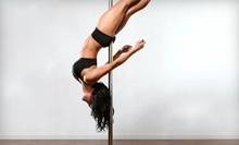 Pole-Dance Classes, Parties, and More at TML...Turn Me Loose Fitness (Up to 74% Off). Five Options Available.