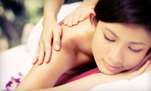 One or Three 60-Minute Swedish or Deep-Tissue Massages at Wellness Plus Clinic (Up to 65% Off)