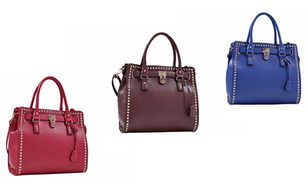 Ruby Blue Couture Jenna Tote