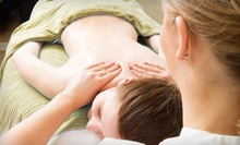 One or Three 50-Minute Massages at Brinka Health and Wellness Center (Up to 67% Off)
