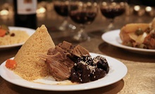 $20 for $40 Worth of Moroccan Food at Babouch Moroccan Restaurant 