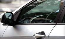Auto Window Tinting for Two Front Windows or Up to Five Windows at Apex Tint in Chandler (Up to 57% Off)