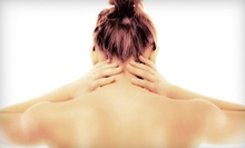 Chiropractic Exam, Adjustment, and One or  Three Cold-Laser Treatments at Somers Chiropractic &amp; Wellness (Up to 91% Off)