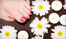 One, Three, or Five Reflexology Sessions with Aromatherapy Treatments at Shelly's Salon &amp; Spa (Up to 69% Off)