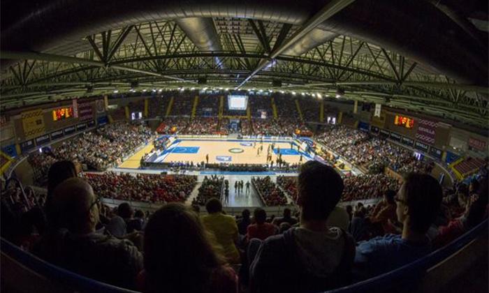 Cd baloncesto sevilla m laga oferta del d a groupon m laga for Oficinas unicaja sevilla