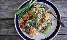 Thai Cooking Class for One or Two at Thai Fresh (Up to Half Off)