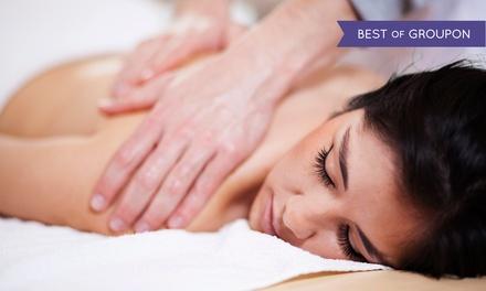 60- or 90-Minute Massage or Reflexology at Lion & Dragon Yoga Bodyworks (47% Off)