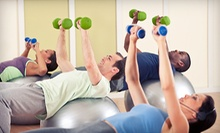 One or Three Months of Unlimited Fitness Classes at Everybody Solution (61% Off)