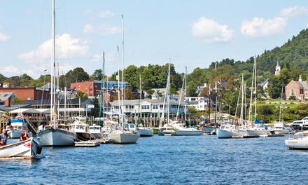 2-Night Stay for Two in a Standard or Deluxe Room or a Suite at Camden Maine Stay Inn in Camden, ME