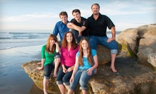 $19 for an Outdoor Photo Shoot with Prints and E-View CD from Portrait Scene ($218 Value)