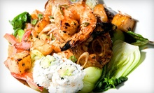 $8 for $16 Worth of Thai Cuisine and Sushi at Lemon Grass Thai Cuisine & Sushi Bar