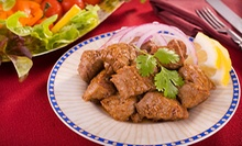 $15 for $30 Worth of Indian Cuisine at Bombay Grill