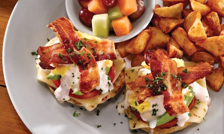 American Food at Perkins Restaurant & Bakery (Up to 40% Off). Two Options Available