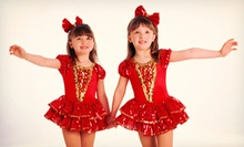 Two, Three, Four, or Five Classes Each Week for One Month at J and L Dance Center (Up to 69% Off)