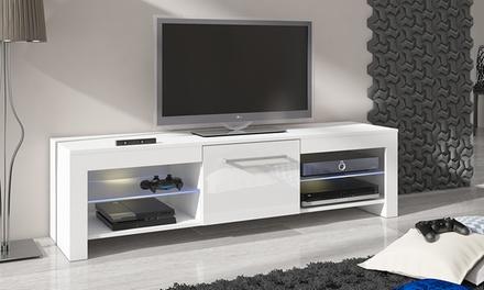 Móvel de televisão Remo por 149,90 € ou com luzes LED por 169,90 €