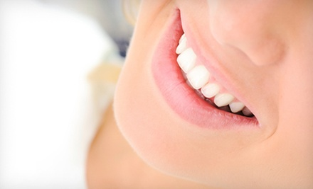 Dental Checkup, Zoom! Whitening, or Both at Platinum Dental at 65 Broadway (Up to 87% Off)