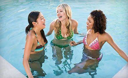 Four-Month Summer Pool and Gym Membership at Atlantis Sports Club (Up to 80% Off). Five Options Available.