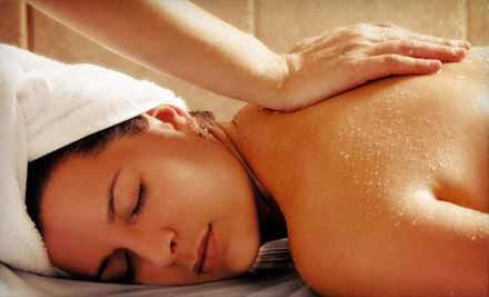 One or Three Deep-Tissue Massages at The Beauty Centre Spa (Up to 57% Off)
