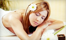 Spa-Day Package for One or Two with Massage, Facial, and Peppermint Foot and Back Scrub at Spa Escape (Up to 57% Off)
