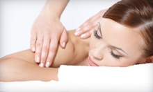 Swedish or Hot-Stone Massage Package with Foot Scrub and Scalp Massage at NBalance Body & Skin Studio (Up to 55% Off)