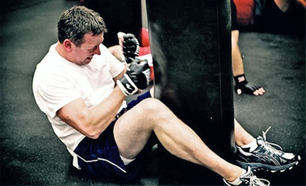 One Month of Unlimited Krav Maga or CrossFit Classes at Krav Maga Houston (Up to 77% Off)