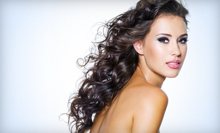 Salon Services at Bella Moda Hair &amp; Nail Salon (Up to 58% Off). Five Options Available.