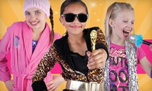 Kids' Spa Packages and Parties at  The Klumsy Moose Kids Spa & Party Boutique (Up to 55% Off). Three Options Available.