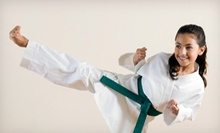 $99 for Three Months of Unlimited Kids' Martial-Arts Classes at Pouncing Tigers ($415 Value)