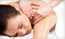 One or Three 60-Minute Swedish Massages at Massage Studio for Mind, Body & Spirit (Up to 56% Off)