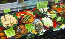 Catering and Upscale Deli Cuisine at Messina Market and Catering (Up to 60% Off). Three Options Available.