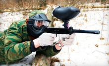 All-Day Paintball Outing with CO2, Marker, and Gear for Four, Six, or Eight at Indy Acres Paintball (Up to 62% Off)